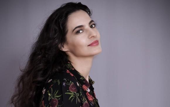 Patricia Castañeda estuvo durante dos meses en Medellín y municipios vecinos grabando el seriado, que tiene 10 episodios. FOTO CORTESÍA