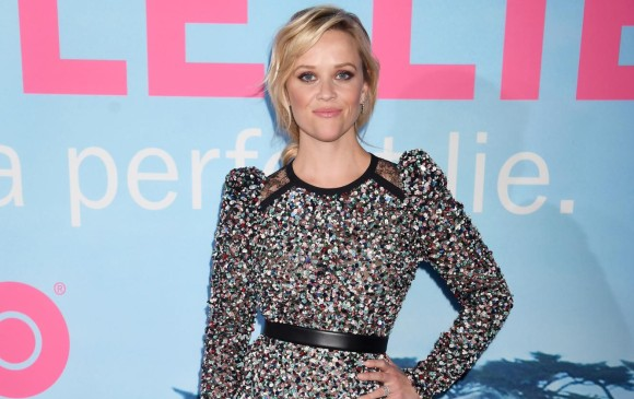 Reese Witherspoon es además de actriz, productora de la serie. FOTO Cortesía HBO