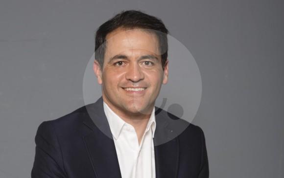 Fabián Hernández, CEO Telefónica Colombia, dice que el sector de telecomunicaciones está decreciendo. FOTO Edwin Bustamante