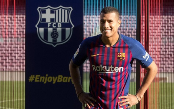 'Está en mí demostrar que puedo con el Barcelona': Murillo