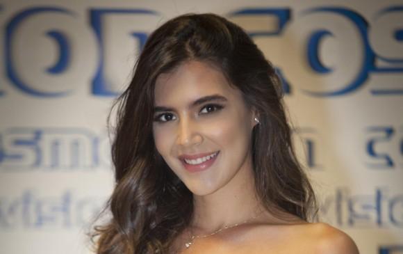 Isabella Atehortúa Zapata. FOTO Cortesía Cosmovisión Real / Antonio Betancur