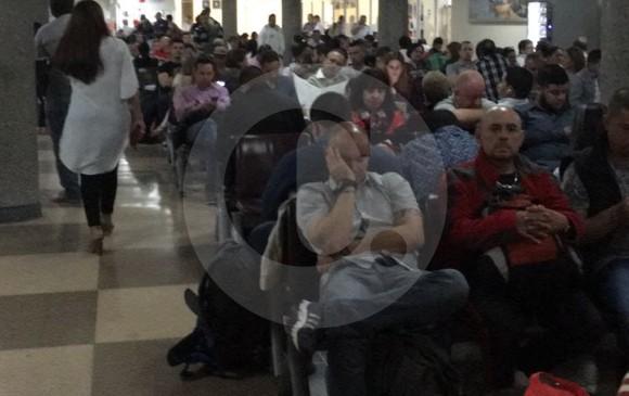 Aeropuerto Olaya Herrera continúa cerrado por condiciones meteorológicas