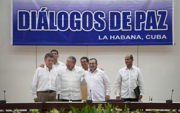 """""""Hay gente que pierde con el negocio de la paz en Colombia ..."""