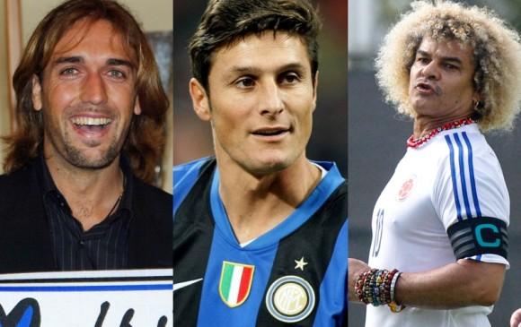 Las leyendas que quieren rescatar el fútbol suramericano