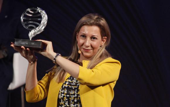 Eva García Sáenz de Urturi gana el Premio Planeta 2020