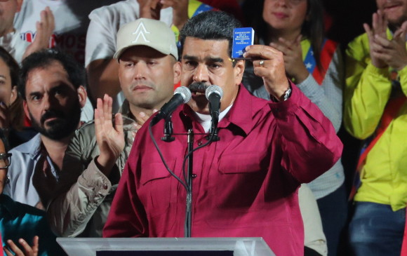 Las sanciones de Estados Unidos, además de ahogar la economía venezolana, perjudicarán los activos de varios líderes chavistas, lo que causaría tensiones en el círculo de Maduro. FOTO EFE