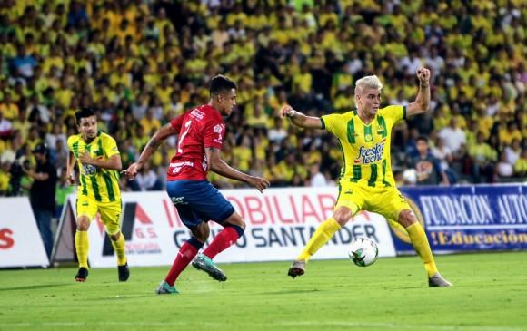 Bucaramanga vs Independiente Medellín por la Liga Águila — En VIVO
