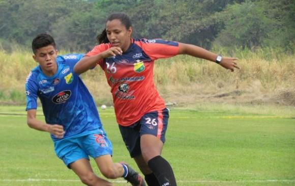 Con 18 años, la futbolista ha pasado por todas las categorías de la Selección Colombia. FOTO Cortesía