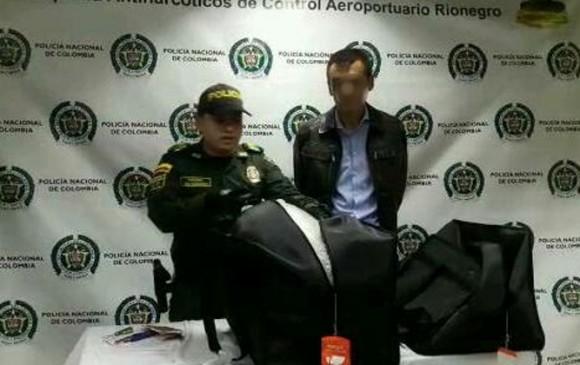 Autoridades colombianas capturan a ruso con cocaína - El Diario de