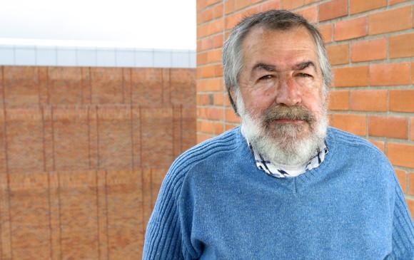 El intelectual Jorge Alberto Naranjo. FOTO: Archivo EL COLOMBIANO