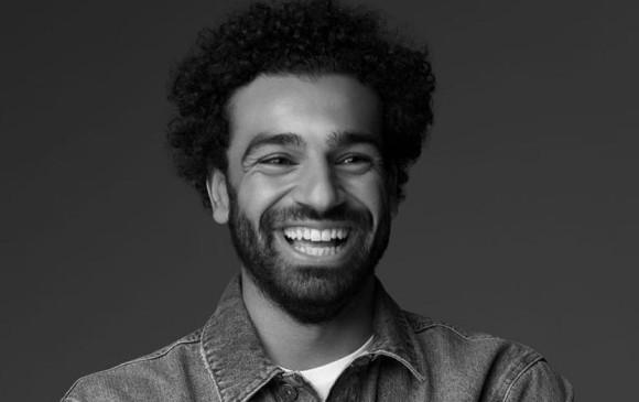 Mohamed Salah, jugador egipcio. FOTO INSTAGRAM MOHAMED SALAH