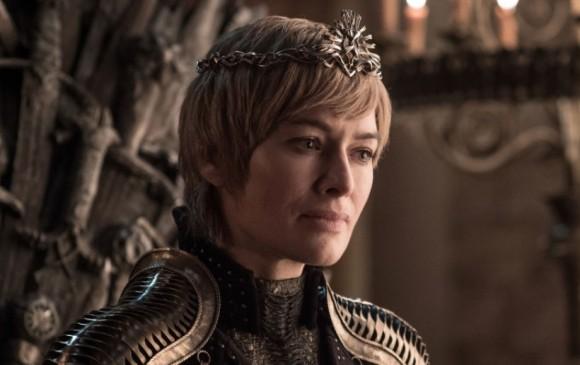 Cersei Lannister. FOTO Cortesía HBO