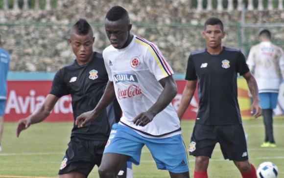 Con jugadores de confianza la Selección Colombia enfrentará a Venezuela