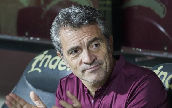 Renunció el director técnico del Atlético Nacional, Juan Manuel Lillo
