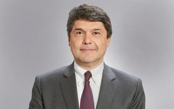 Jaime Upegui, quien presidirá esa entidad a partir del 12 de febrero. FOTO cortesía