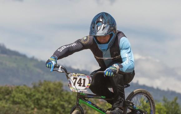 El campeón bolivariano Diego Arboleda trabaja con miras a lograr podio en Juegos Olímpicos de Tokio. FOTO edwin bustamante