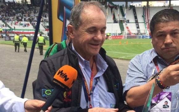 ¡Adiós a un grande! Murió Javier Giraldo Neira, maestro del periodismo deportivo