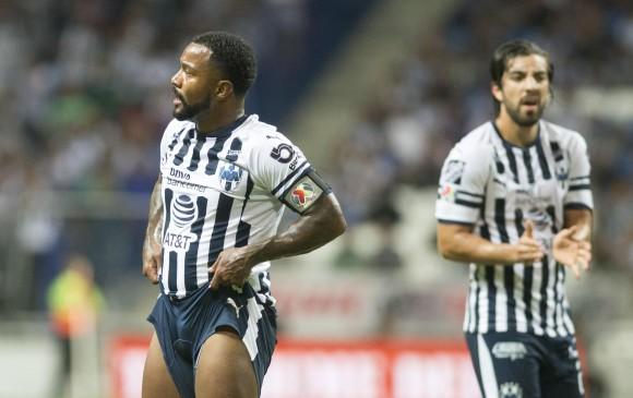 Dorlan Pabón mordió a un rival durante partido en México