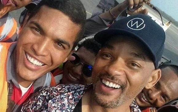 Will Smith vuelve a calentar las redes con su español