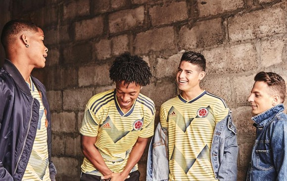 Camiseta Seleccion Colombia 2019 Image: La Polémica Nueva Imagen De La Selección Colombia