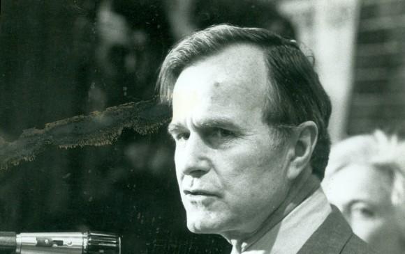 Muere expresidente de EEUU George H.W. Bush a los 94 años