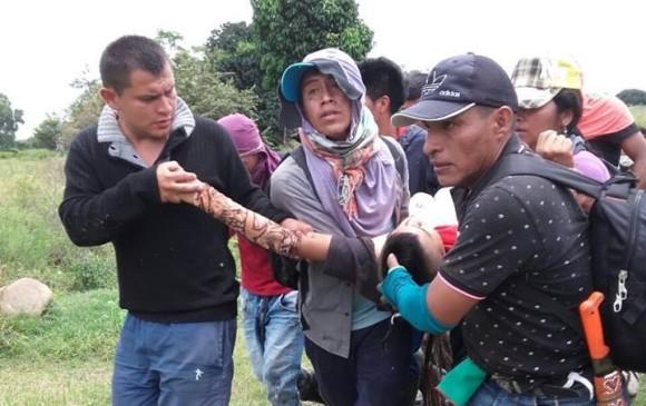 Se reporta un muerto en enfrentamientos entre indígenas y Policía — Cauca