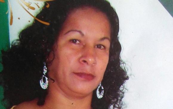 María Gladis, la última víctima del asesino. FOTO CORTESÍA FISCALÍA