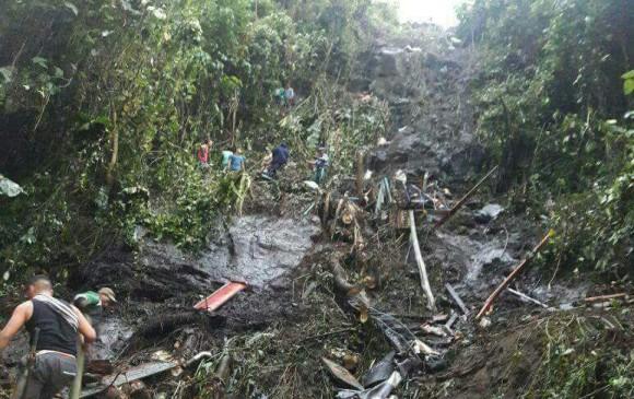 Accidente de tránsito en Sabanalarga, Antioquia, deja 14 muertos y 35 heridos