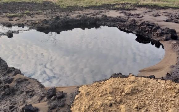 Confirman nuevo atentado contra el oleoducto Caño Limón-Coveñas — NOTICIAS