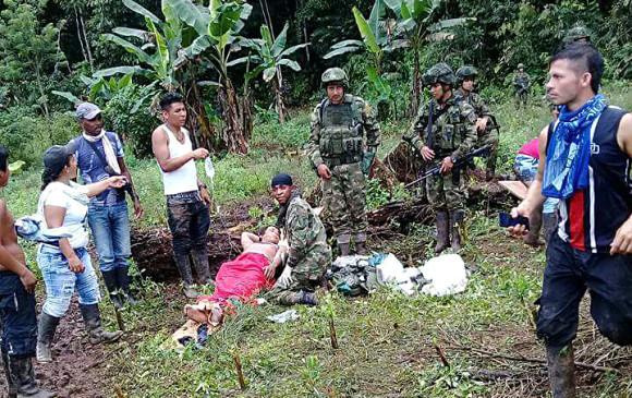 VENEZUELA: Forenses: Campesinos colombianos murieron por tiros a distancia