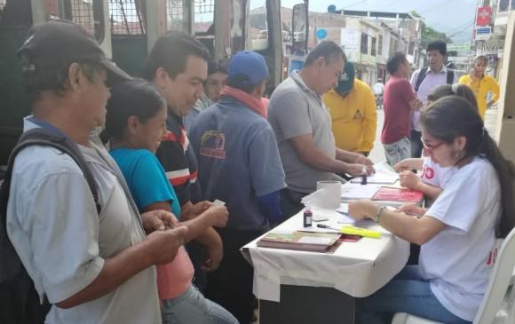Las elecciones cafeteras en Antioquia se celebrarán este domingo 9 de septiembre entre 8 de la mañana y 4 de la tarde. Foto: Cortesía Comité Cafeteros del Valle.