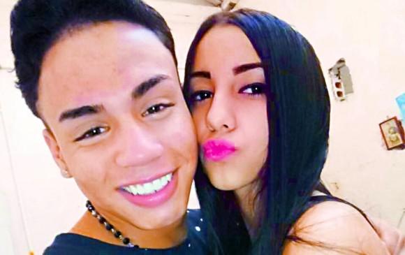 Miguel Ángel Naranjo, acusado de cometer el feminicidio de su novia, Melani Esteisy Amaya. FOTO CORTESÍA