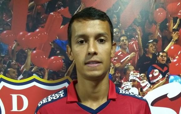 Andrés Ricaurte es el segundo refuerzo del Medellín