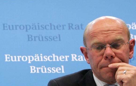 Thomas Steg fue el funcionario de Volkswagen suspendido de sus responsabilidades mientras se adelanta una investigación interna. FOTO: AFP