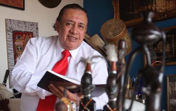 Murió Héctor Mora el viajero de la televisión colombiana
