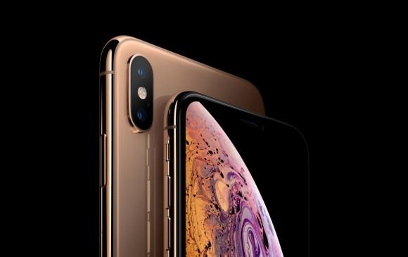 Así se ven los nuevos iPhones. FOTO: Apple