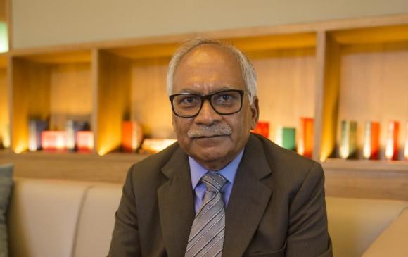 El embajador de India en Colombia y Ecuador, Ravi Bangar. FOTO CARLOS VElásquez.