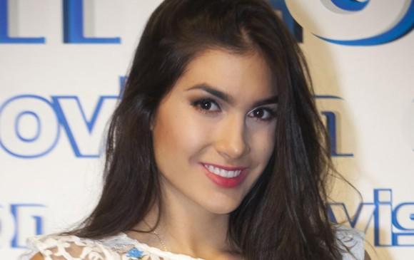 Melisa López Ríos. FOTO Cortesía Cosmovisión Real / Antonio Betancur