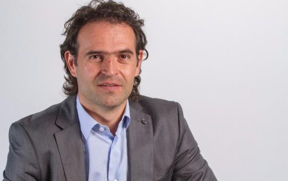 Federico Gutiérrez, el alcalde más joven en la historia de Medellín