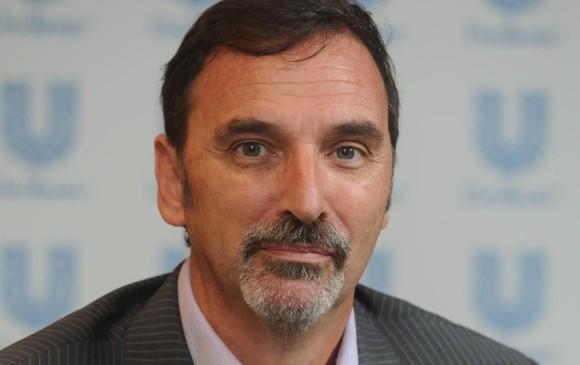 Miguel Kozuszok, presidente de Unilever para América Latina. Crédito: cortesía Unilever