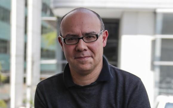 Ricardo Silva publicó Cómo perderlo todo en 2018. Foto: Róbinson Sáenz.