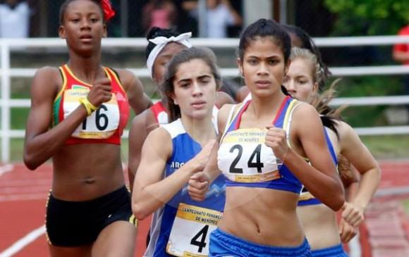 Muriel Coneo eliminada en 5.000 metros, pese a batir récord de Colombia