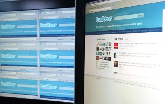 Twitter presenta problemas de ingreso desde el computador. FOTO Archivo