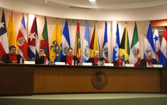 Corte Interamericana de Derechos Humanos. Archivo. FOTO CORTE IDH