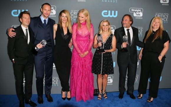 Critics' Choice Awards: La hora y el canal para ver la premiación