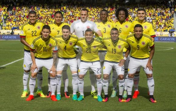 Resultado de imagen para colombia eliminatorias 2018