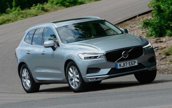 3. Volvo XC60 (Premium)