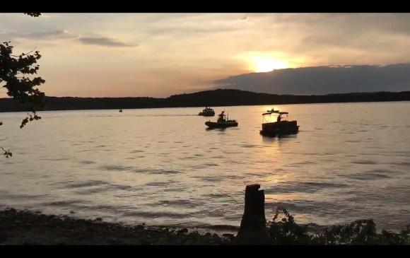 Ocho muertos al naufragar una barca en un lago de Missouri