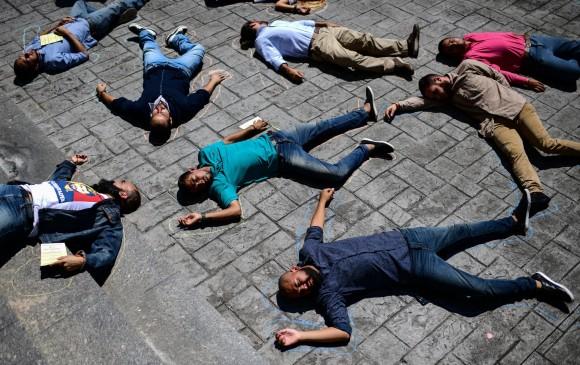 Gobierno usa el terror para intimidar a la población, denuncia Lorent Saleh