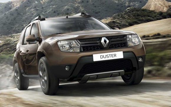 1. Renault Duster (SUV)